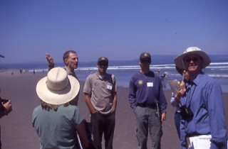 Managing Visitor Use for Snowy Plover Recovery on the Monterey Bay program image