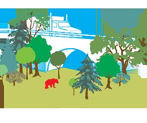 Protected Lands Network Design program image