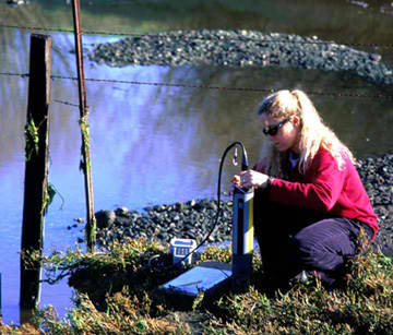 Exploring Water Quality Trends and Connections: Tembladero-Lower Salinas-Elkhorn Slough program image